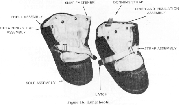 NASA Space Boots Shoes (page 2) - Pics about space