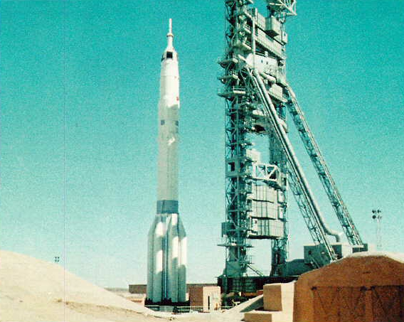 russian zond spacecraft - photo #20