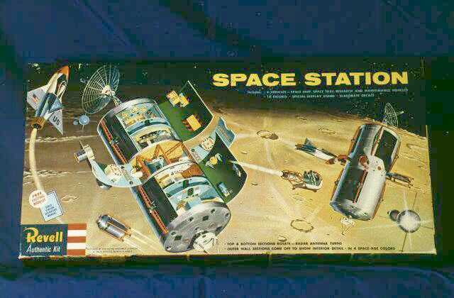 revell space station - photo #22