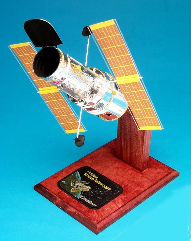 pvc model hubble space telescope - photo #14