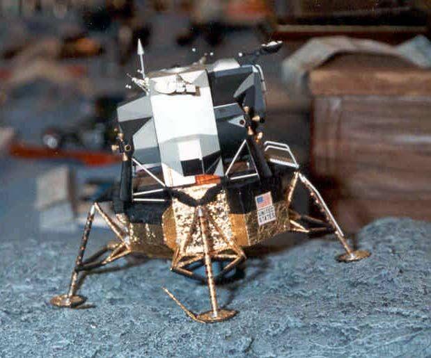 apollo lunar module design - photo #12