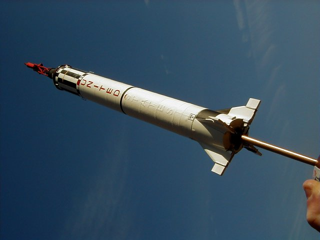 liberty bell 7 spacecraft model - photo #22