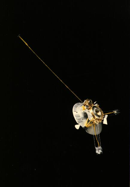 Pioneer 11 Spacecraft by Jupiter (page 2) - Pics about space