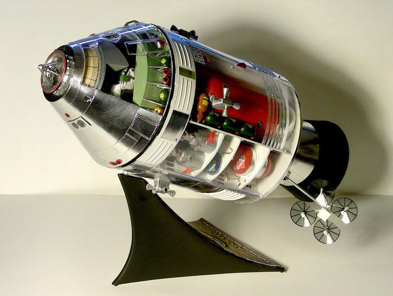 apollo spaceship model - photo #30