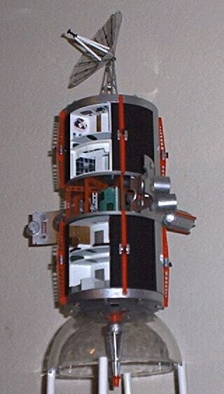 revell space station - photo #9
