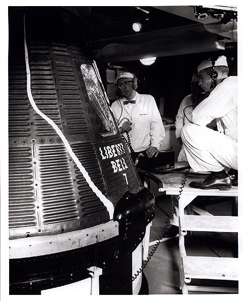liberty bell 7 spacecraft model - photo #42