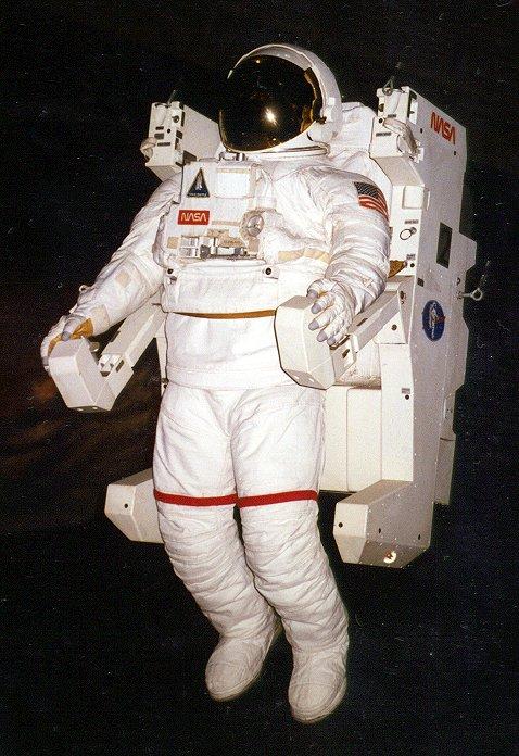 nasa space suits models - photo #43