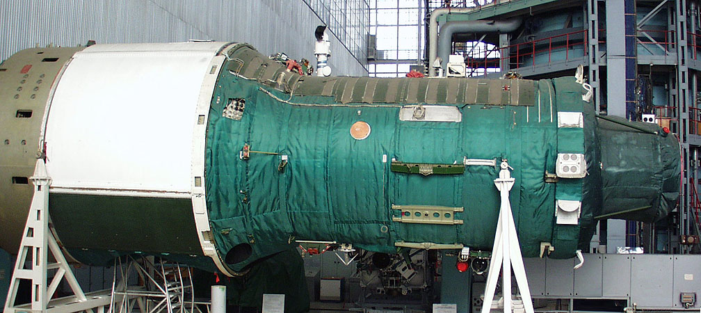 cannon almaz space station - photo #36