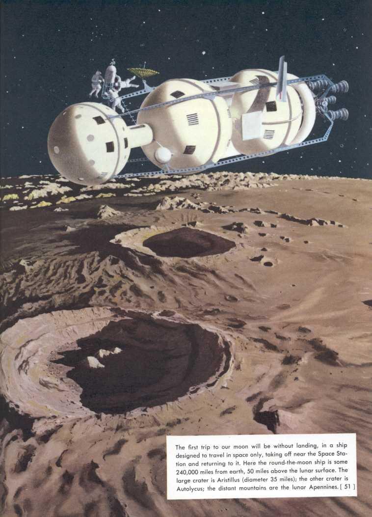 von braun lunar lander - photo #29