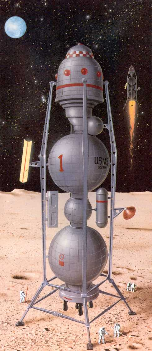 von braun lunar lander - photo #9