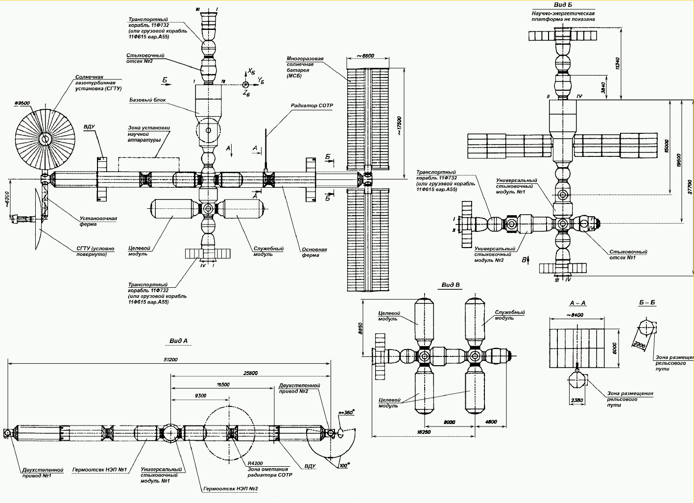 dramatically revised 1993 iteration of mir-2