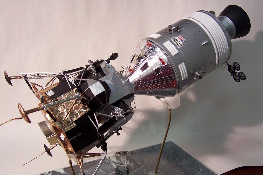 apollo spaceship model - photo #44