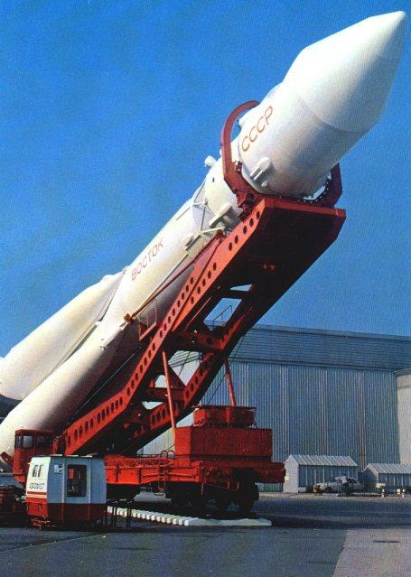 fusée vostok 6