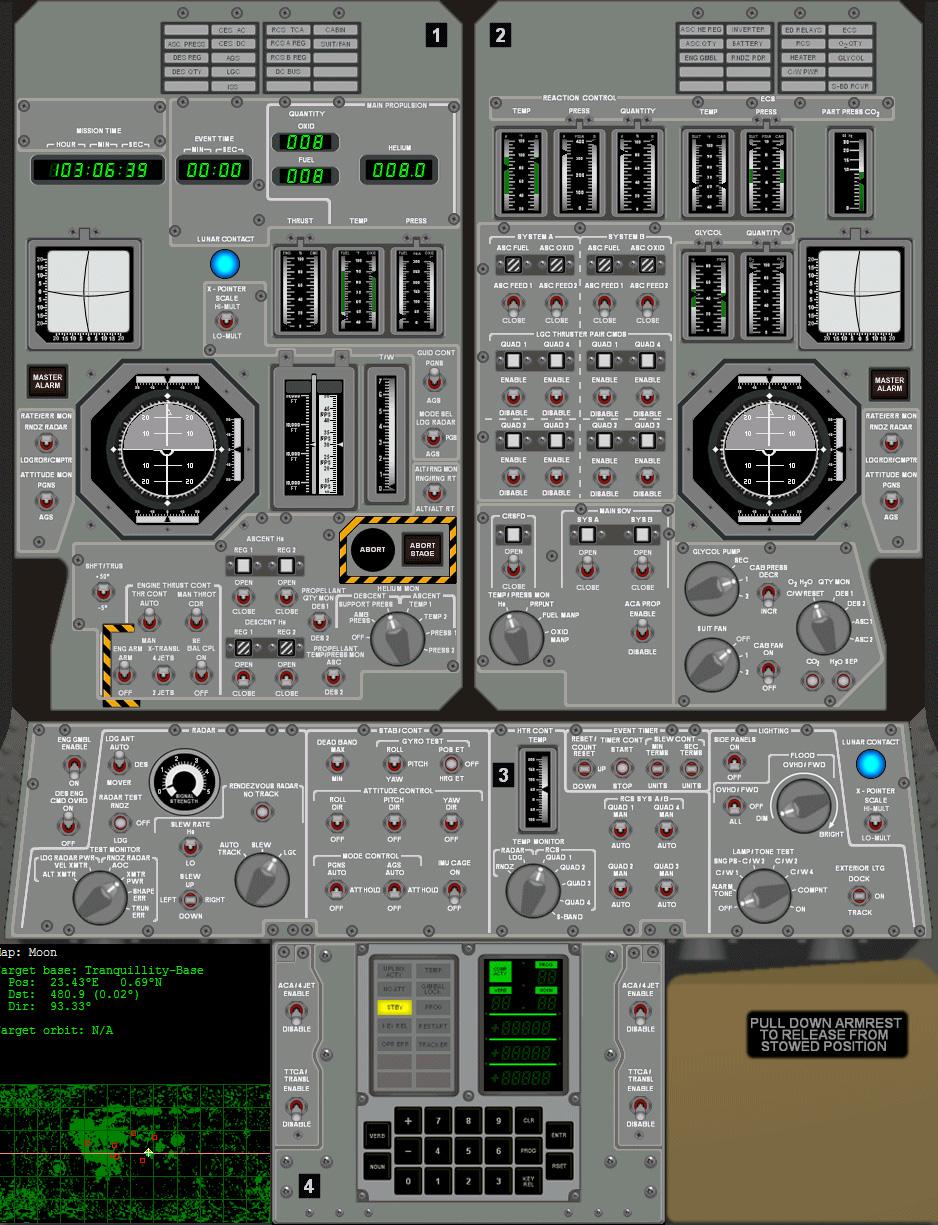 nasa space controls - photo #36