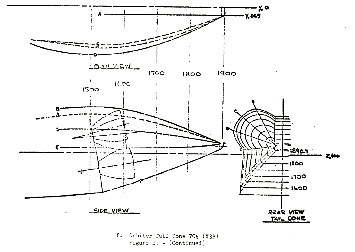 Ninfinger Productions Space Modelers Email List 2009 Vault Shuttle Engine Diagram Tail Cone