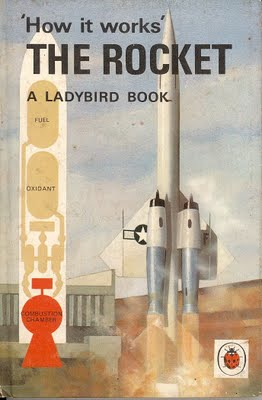 space rocket book - photo #26