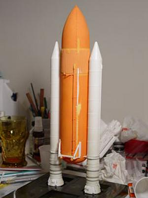 stacking space shuttle srb - photo #5