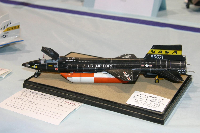 X-15A-2 (a)